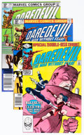 Modern Age (1980-Present):Superhero, Daredevil Group of 18 (Marvel, 1981-83) Condition: Average VF+....(Total: 18 Comic Books)
