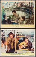 "Movie Posters:War, The Story of Dr. Wassell (Paramount, 1944). Half Sheets (2) (22"" X28"") Styles A & B. War.. ... (Total: 2 Items)"