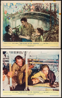 "The Story of Dr. Wassell (Paramount, 1944). Half Sheets (2) (22"" X 28"") Styles A & B. War. ... (Total: 2 I..."