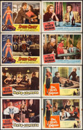 "Movie Posters:Bad Girl, Over-Exposed & Others Lot (Columbia, 1956). Lobby Cards (46) (11"" X 14""). Bad Girl.. ... (Total: 46 Items)"