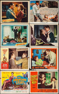 """Movie Posters:Mystery, The Shanghai Story & Others Lot (Republic, 1954). Lobby Cards(115) (11"""" X 14""""). Mystery.. ... (Total: 115 Items)"""