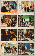 "Movie Posters:Sports, Touchdown, Army & Others Lot (Paramount, 1938). Lobby Cards (14) (11"" X 14""). Sports.. ... (Total: 14 Items)"