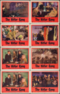 "The Hitler Gang & Others Lot (Paramount, 1944). Lobby Cards (12) (11"" X 14""). War. ... (Total: 12 Items)"