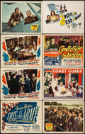 Movie Posters:Musical, This is the Army & Others Lot (Warner Brothers, 1943). Title Lobby Cards (4), Lobby Cards (7) & Color-Glos Lobby Cards (3) (... (Total: 14 Items)