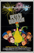 "Movie Posters:Animation, Pete's Dragon & Others Lot (Buena Vista, 1977). One Sheets (2) (27"" X 41"") & Locally Produced Handbill (8.5"" X 11""). Animati... (Total: 3 Posters)"