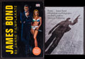 Movie Posters:James Bond, James Bond: 50 Years of Movie Posters (DK, 2012). German Hardcover Book in Original packaging & German Softcover Book in Ori... (Total: 2 Items)