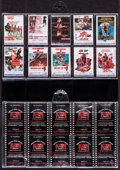 """Movie Posters:James Bond, James Bond Matchbox Box Sets (Hollywood Match Company, 1990s). Limited Edition Matchbox Sets of 10 in Cases (2 Sets) (4.25"""" ... (Total: 22 Items)"""