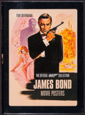 """Movie Posters:James Bond, James Bond Movie Posters by Tony Nourmand (Boxtree, 2001). Hardcover Book (210 Pages, 10.5"""" X 14.5"""") British 1st Edition. Ja..."""