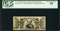Fractional Currency:Third Issue, Fr. 1328 50¢ Third Issue Spinner PCGS Choice About New 58.. ...