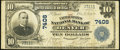 National Bank Notes:Colorado, Denver, CO - $10 1902 Plain Back Fr. 624 The United States NB Ch. #7408. ...