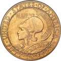 Commemorative Gold, 1915-S $50 Round MS64 NGC....