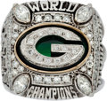 Football Collectibles:Others, 2010 Green Bay Packers Super Bowl Championship Ring....