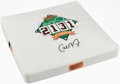 Baseball Collectibles:Others, Cal Ripken Jr. Signed Commemorative Base....