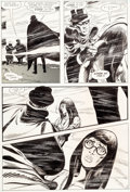 Original Comic Art:Panel Pages, Jim Aparo The Phantom Stranger #10 Page 8 Original Art (DC,1970)....