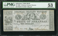 Obsoletes By State:Arkansas, (Little Rock), AR- State of Arkansas $10 July 27, 1863 Cr. 56B...