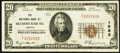 National Bank Notes:Virginia, Fredericksburg, VA - $20 1929 Ty. 1 The NB of Fredericksburg Ch. #1582. ...