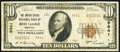 National Bank Notes:Montana, Red Lodge, MT - $10 1929 Ty. 2 The United States NB Ch. # 9841. ...