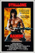 "Movie Posters:Action, Rambo: First Blood Part II & Other Lot (Tri-Star, 1985). OneSheets (2) (27"" X 41""). Action.. ... (Total: 2 Items)"