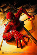 """Movie Posters:Action, Spider-Man (Columbia, 2002). One Sheet (27"""" X 40"""") DS Advance.Action.. ..."""