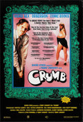 "Movie Posters:Documentary, Crumb (Sony, 1995). One Sheet (27"" X 40"") SS. Documentary.. ..."