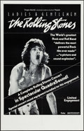"Movie Posters:Rock and Roll, Ladies and Gentlemen: The Rolling Stones (Dragon Aire, 1973). OneSheet (24.25"" X 38"") QuadraSound Style. Rock and Roll.. ..."