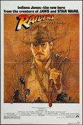 """Movie Posters:Adventure, Raiders of the Lost Ark (Paramount, 1981). One Sheet (27"""" X 41""""). Adventure.. ..."""