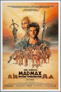 "Movie Posters:Science Fiction, Mad Max Beyond Thunderdome (Warner Brothers, 1985). One Sheet (27""X 41""). Science Fiction.. ..."