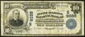 National Bank Notes:Kentucky, Elizabethtown, KY - $10 1902 Plain Back Fr. 634 The First-Hardin NBCh. # (S)6028. ...