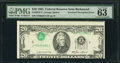 Error Notes:Inverted Third Printings, Fr. 2075-E $20 1985 Federal Reserve Note. PMG Choice Uncirculated63 EPQ.. ...