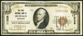 National Bank Notes:Kentucky, Buffalo, KY - $10 1929 Ty. 1 The First NB Ch. # 11538. ...