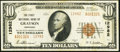 National Bank Notes:Kentucky, Grayson, KY - $10 1929 Ty. 2 The First NB Ch. # 12982. ...