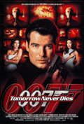 "Movie Posters:James Bond, Tomorrow Never Dies (United Artists, 1997). One Sheet (27"" X 40"")SS. James Bond.. ..."