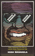 "Movie Posters:Rock and Roll, Stevie Wonder at the Lincoln Center Philharmonic Hall (Gary Keys, 1969). Concert Poster (23.25"" X 36.5""). Rock and Roll.. ..."