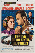 "Movie Posters:Drama, The Inn of the Sixth Happiness & Other Lot (20th Century Fox, 1958). One Sheets (2) (27"" X 41""). Drama.. ... (Total: 2 Items)"