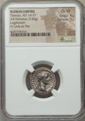 Ancients:Roman Imperial, Ancients: Tiberius (AD 14-37). AR denarius (3.82 gm)....