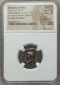 Ancients:Roman Imperial, Ancients: Titus (AD 79-81). AR denarius (3.31 gm)....