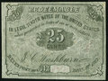 Obsoletes By State:Iowa, Davenport, IA- J. C. Washburn 25¢ Dec. 1, 1862.. ...