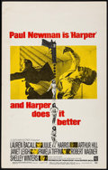 "Movie Posters:Crime, Harper (Warner Brothers, 1966). Window Card (14"" X 22""). Crime....."