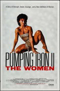 "Movie Posters:Sports, Pumping Iron II: The Women & Others Lot (Cinecom, 1985). One Sheets (3) (27"" X 40"" & 27"" X 41""). Sports.. ... (Total: 3 Items)"