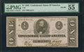 Confederate Notes:1863 Issues, T62 $1 1863 PF-17 Cr. 480.. ...