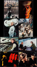"""Movie Posters:War, The Sand Pebbles (Graphocolor, 1966). Italian Color Photo Set of 16 (8"""" X 10""""). War.. ... (Total: 16 Items)"""