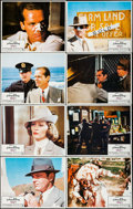 """Movie Posters:Mystery, Chinatown (Paramount, 1974). Lobby Card Set of 8 (11"""" X 14"""").Mystery.. ... (Total: 8 Items)"""