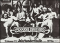 """Movie Posters:Rock and Roll, The Doobie Brothers at Jahrhunderthalle (Mama Concerts, 1974).German A1 (24.25"""" X 33""""). Rock and Roll.. ..."""