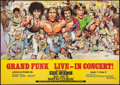 Movie Posters:Rock and Roll, Grand Funk Railroad - All the Girls in the World Beware at theBarton Coliseum (Beaver Productions, 1974). Concert Poster (1...