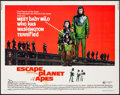 "Movie Posters:Science Fiction, Escape from the Planet of the Apes (20th Century Fox, 1971). (22"" X28""). Science Fiction.. ..."
