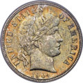 Barber Dimes, 1904-S 10C MS66+ PCGS Secure. CAC....