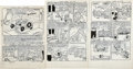 Original Comic Art:Panel Pages, Sheldon Mayer - Sugar & Spike #70, page Original Art, Group of19 (DC, 1967).... (Total: 20 Items)