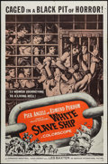 "Movie Posters:Adventure, White Slave Ship & Others Lot (American International, 1962).One Sheets (9) (27"" X 41""). Adventure.. ... (Total: 9 Items)"