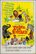"Zebra in the Kitchen & Others Lot (MGM, 1965). One Sheets (22) (27"" X 41""), Posters (2) Identical (30&..."