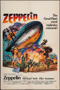 """Movie Posters:War, Zeppelin & Others Lot (Warner Brothers, 1971). One Sheets (14)(27"""" X 41""""). War.. ... (Total: 14 Items)"""